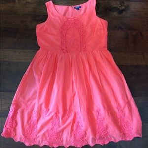 NWOT Old Navy, fully lined dress, Size 14